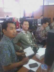 Latihan Web site
